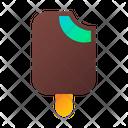 Button Eskimo Ice Cream Icon