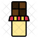 Chocolate Bar Chocolate Candy Icon