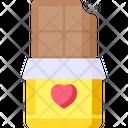 Chocolate Bar Sweet Chocolate Icon
