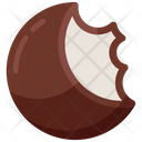 Chocolate Bite Icon