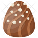 Creamy Bite Oval Icon