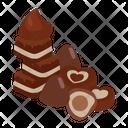 Chocolate Bites Icon