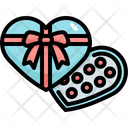 Chocolate Box Love Icon