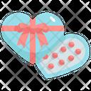 Chocolate Box Sweet Icon