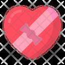 Heart Box Chocolate Box Valentines Day Icon