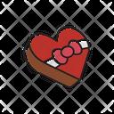 Chocolate Box Chocolate Box Icon