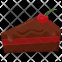 Cake Chocolate Dessert Icon