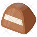 Candy Salted Caramel Icon
