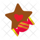 Chocolate Candy Chocolate Bite Chocolate Sweet Icon