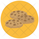 Chocolate chips Icon