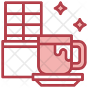 Food And Restaurant Tea Cup Coffee Cup Icon