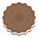 Biscuits Snacks Bakery Icon