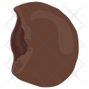 Chocolate Crumb Dessert Icon