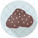Chocolate Cookies Butter Cookies Chocolate Chips Icon