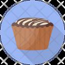 Chocolate Cupcake Cupcake Cake Icon