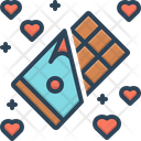 Chocolate Day Icon