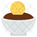 Syrup Cup Creamy Icon