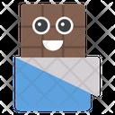 Chocolate Emoji Icon
