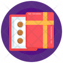 Chocolate Gift Icon