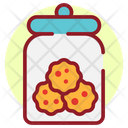 Chocolate Jar Icon