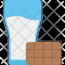 Chocolate Milk Icon