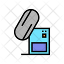 Chocolate Mixing Tool Icon