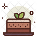 Chocolate Musse Icon