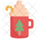 Chocolate mug Icon