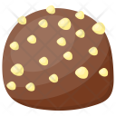 Cookie Biscuit Peanut Icon