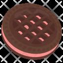 Chocolate Whipped Birthday Icon