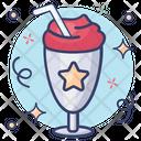Chocolate Shake Icon