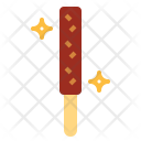 Chocolate Candies Stick Icon