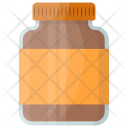 Syrup Jar Hazelnut Icon