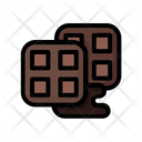 Chocolate Wafer Icon