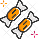 Chocolates Candy Toffy Icon