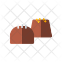Chocolates Cake Icon