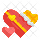 Chocolates Heart Valentiness Dessert Icon