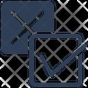 Checkmark Choice Validation Icon