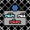 Choice Car Body Icon