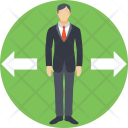 Businessman Opportunities Options Icon