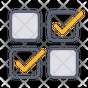 Feedback Choices Select Icon