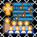 Church Choir Christianity Icon