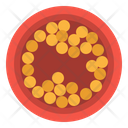 Cholesterol Artery Healthcare Icon
