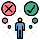 Choose Think Alternative Icon