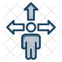 Choose Direction Icon