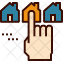 Choose home Icon