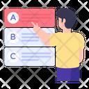 Choose Option Icon
