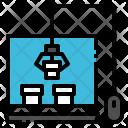 Choose parcel Icon