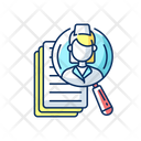 Choosing Medical Specialist Medical Doctor Icon