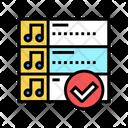 Choosing Radio Music Icon
